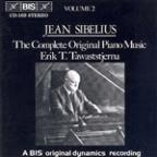 Sibelius: Complete Original Piano Music, Vol. 2