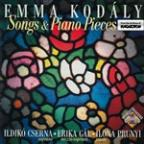 Emma Kodaly: Songs & Piano Pieces