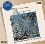 Franck: Sonata for Violin & Piano; Brahms: Trio for Violin, Horn & Piano
