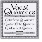 Vocal Quartets, Vol. 3: G