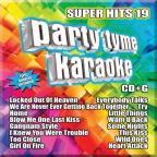 Party Tyme Karaoke - Super Hits 19