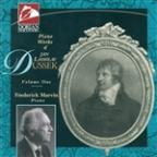Piano Works of Jan Ladislav Dussek, Vol. 1