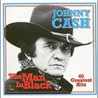 Man in Black: 40 Greatest Hits