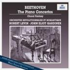 Beethoven: The Piano Concertos, Etc / Levin, Gardiner, Et Al