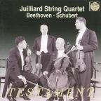 Julliard String Quartet performs Debussy, Ravel & Webern