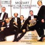 Mozart:Music For Piano And Wind Qit.