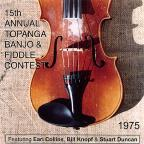 15th Annual Topanga Banjo & Fiddle Contest