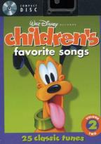 Disney Children's Favorites Songs, Vol. 2