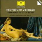 Rimsky-Korsakov: Scheherazade; Rachmaninov: The Isle of the Dead