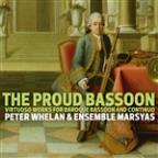 Proud Bassoon: Virtuoso Works for Baroque Bassoon and Continuo