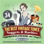 Best Vintage Tunes. Nuggets & Rarities Vol. 34