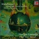 Manchicourt: Missa Veni Sancte Spiritus / Huelgas Ensemble