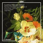 Gottfried Heinrich Stölzel: German Chamber Cantatas, Vol. 2
