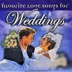Favorite Love Songs For Weddings