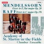 Mendelssohn: Octet, Op. 20; Raff: Octet, Op. 176