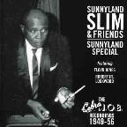 Sunnyland Special; The Cobra & J.O.B. Recordings 1949-56