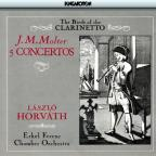 5 Concertos For Clarinet Strings & B.C.