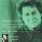 Mendelssohn: Octet for Full String Orchestra, Op. 20, Violin Concerto in E Minor, Op. 64