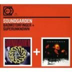 Badmotorfinger/Superunknown