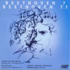 Beethoven: Symphony No. 7; William Hill: Symphony No. 2 &quot;Beethoven 7.1&quot;