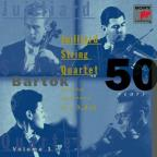 Juilliard String Quartet - 50 Years Vol 1 - Bartók