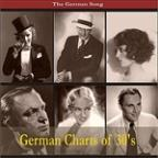 German Song / German Charts of 30's,  Recordings 1930 - 1939
