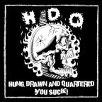 Hung Drawn And Quartered/You Suck