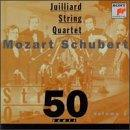 Juilliard String Quartet - 50 Years Vol 3 - Mozart, Schubert