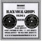 Black Vocal Groups, Vol. 6