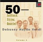 Juilliard String Quartet - 50 Years Vol 4 - Debussy, Et Al