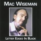 Letter Edged in Black