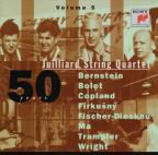 Juilliard String Quartet - 50 Years Vol 5 - Collaborations