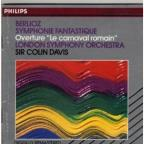 Berlioz: Symphonie Fantastique, etc / Colin Davis, London SO