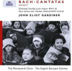Bach: Advent Cantatas