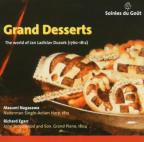 Grand Desserts: The World of Jan Ladislav Dussek