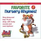 Favorite Nursery Rhymes 3PK