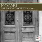 Mozart: The Piano Concertos, Vol. 5