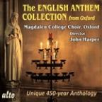 English Anthem Collection from Oxford