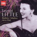 Tasmin Little plays Brahms, Sibelius, & Part