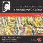 Six Beethoven Piano Concertos, Vol. 4