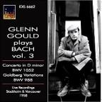 Glen Gould Plays Bach 3