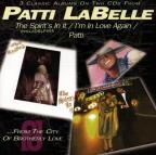 Spirit's in It/I'm in Love Again/Patti