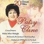 Patsy Cline: 20 Great Hits