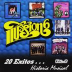 20 Exitos...Historia Musical Vol. 2