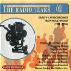 Early Film Recordings (1928 - 1936)
