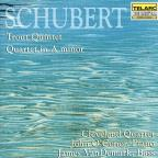"Franz Schubert: Piano Quintet ""Trout""/Quartet In A Minor"