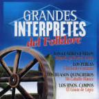 Grandes Interpretes Del Folklore