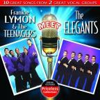 Frankie Lymon & the Teenagers Meet the Elegants