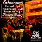 Schumann: Carnaval, Kinderszenen, etc / Howard Shelley