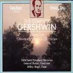 Gershwin:Works For Orchestra Piano